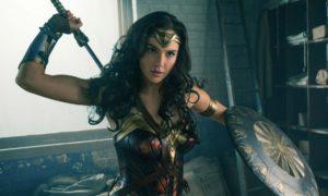 (Wonder Woman)