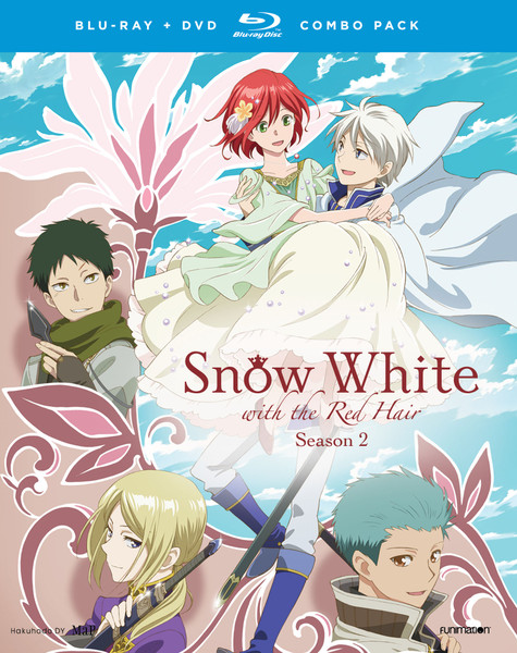 Snow White with the Red Hair Season Two Home Release Announced
