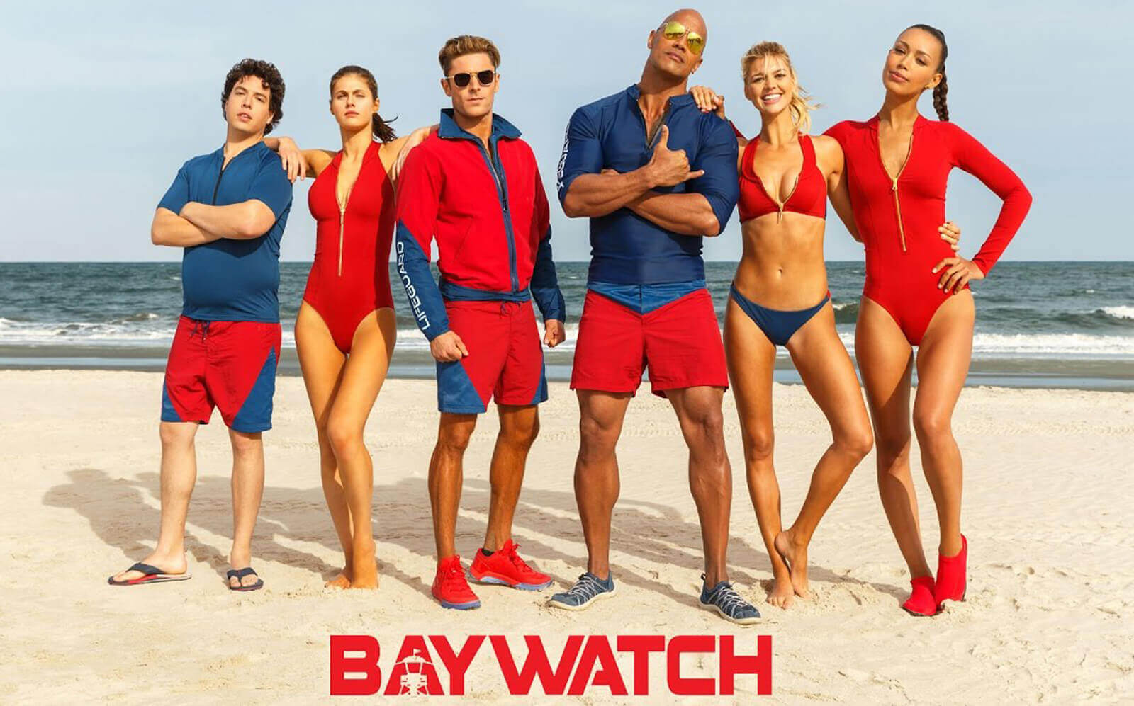 Baywatch 2017 Film Review